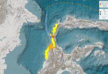 Gempa sekaligus tsunami