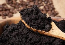 pupuk kompos dari ampas kopi