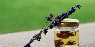 Minyak esensial lavender