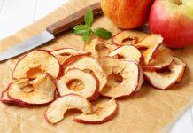 keripik buah organik
