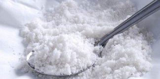 membuat pupuk dari garam