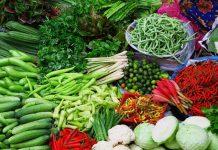 produksi komoditas pangan