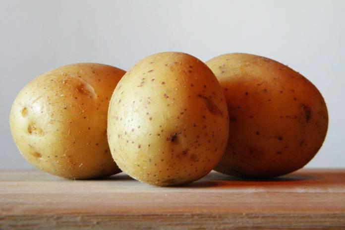 tips menyimpan kentang