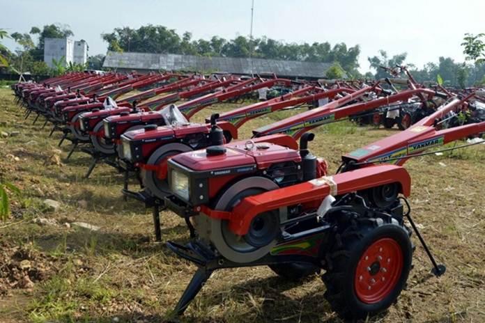 modernisasi pertanian