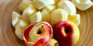cara memotong buah