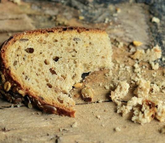 roti tepung kecoak