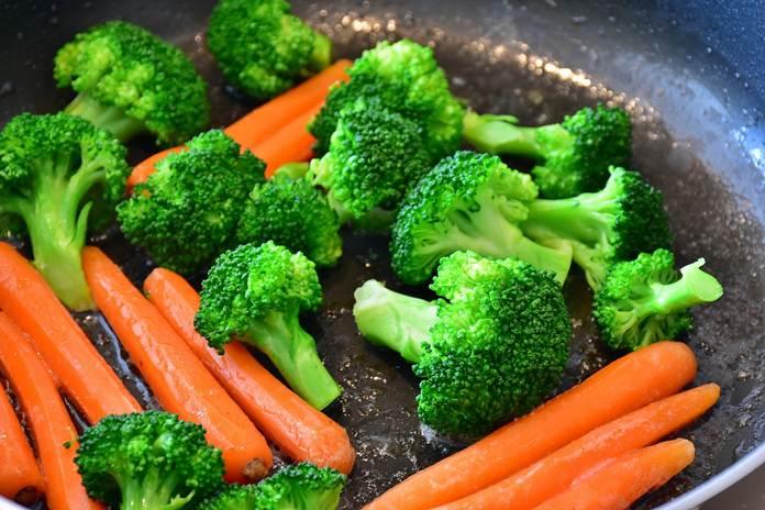 sayuran berserat tinggi