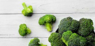 mengolah brokoli