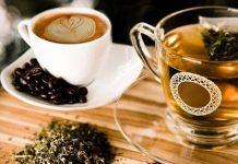 Teh atau kopi