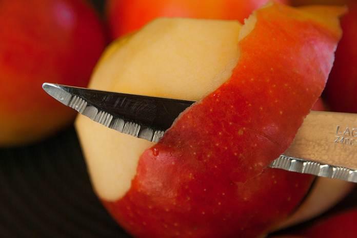 manfaat kulit dan buah apel