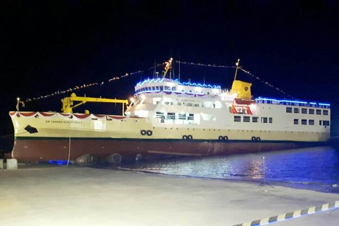 kapal khusus ternak