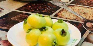 buah jambu mawar