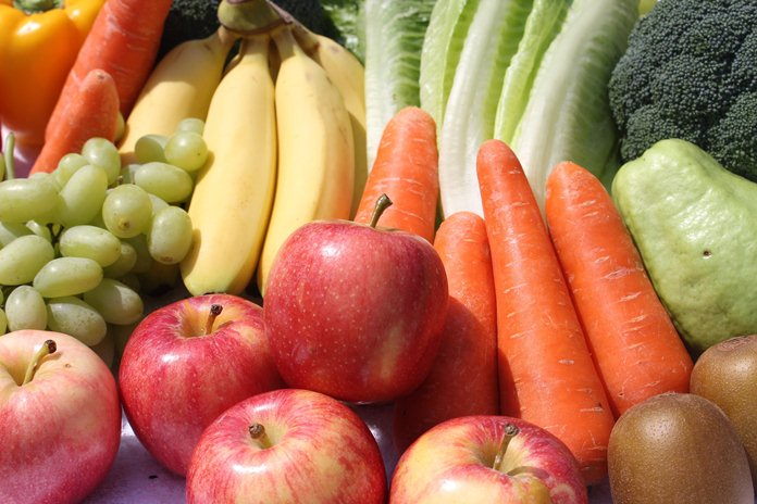 cara membersihkan buah dan sayur dari pestisida