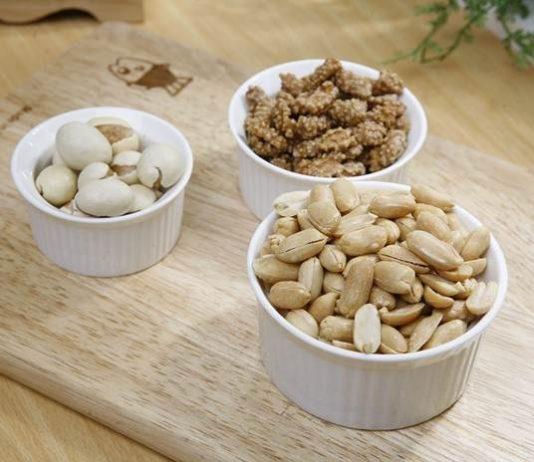 jenis camilan kacang