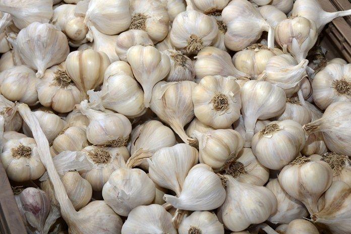 serapan bawang putih