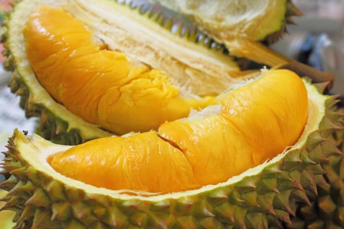 gara-gara buah durian