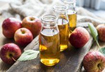 membuat cuka apel sendiri
