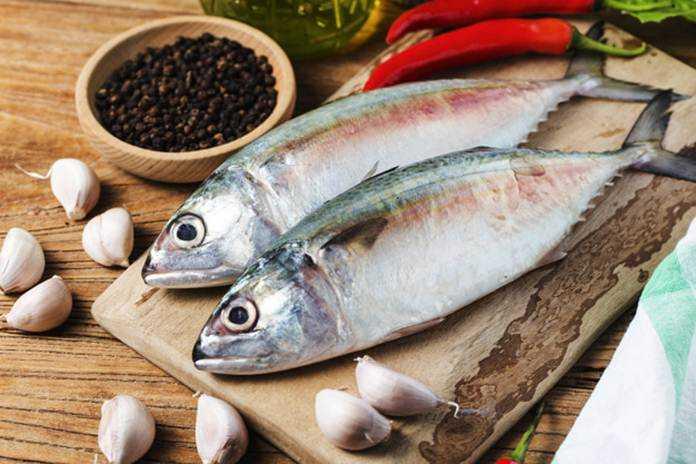 penyebab ikan laut berbau
