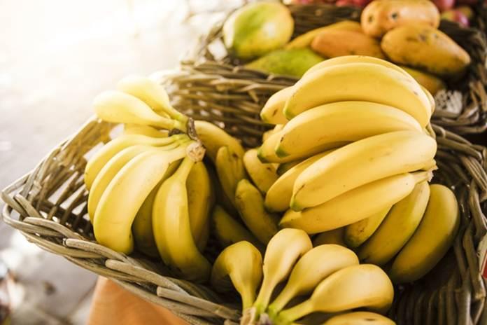 Trik menyimpan buah pisang