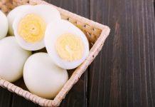 merebus telur