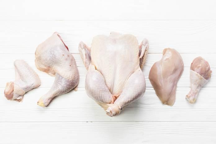 Ekspor daging ayam