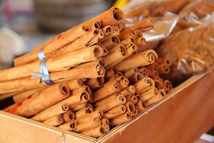 jenis kayu manis