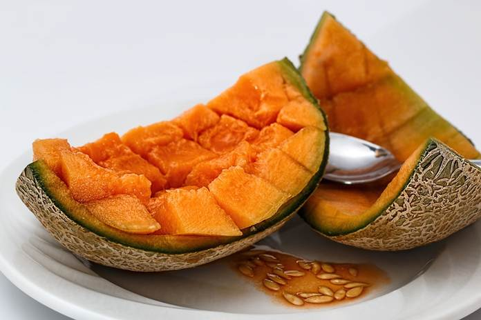 Memilih melon