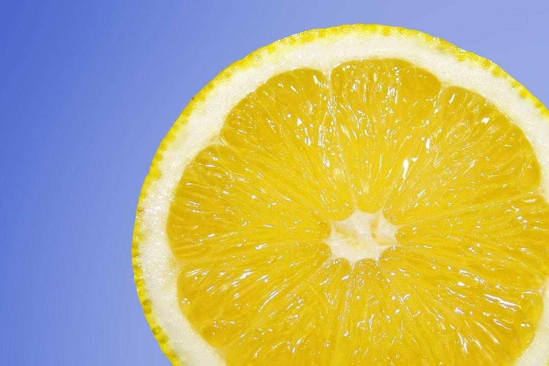 fakta menarik tentang lemon
