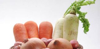 umur panen sayuran