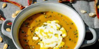 sup krim labu kering