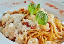 spageti sagu