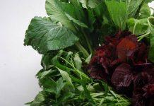 memasak sayuran