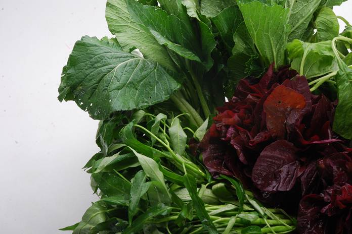 cara memasak sayuran
