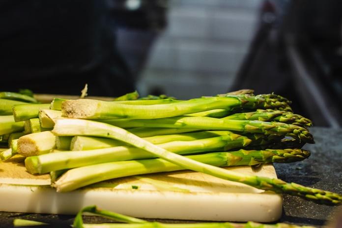 sup asparagus pedas
