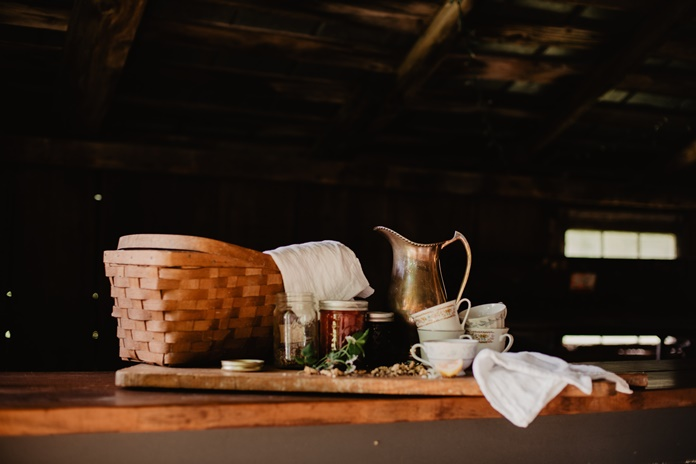 konsumsi ramuan herbal