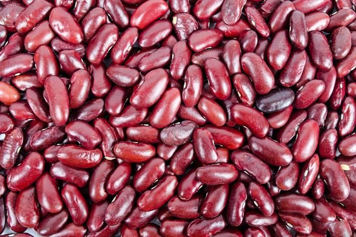 es kacang merah