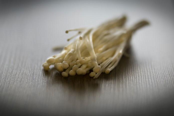 jamur enoki