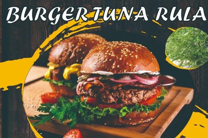 Burger Tuna Rumput Laut