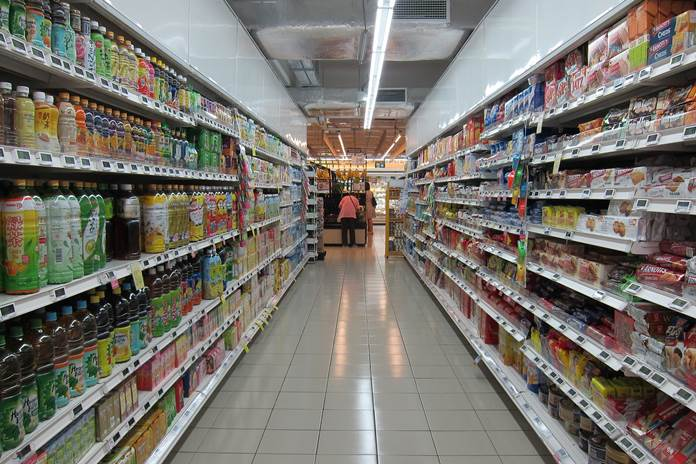 indonesian grocery project