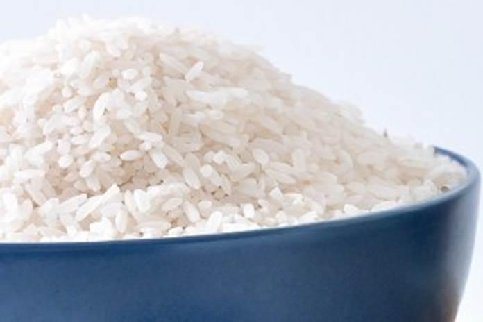 bentuk beras