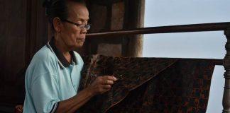 batik bakau