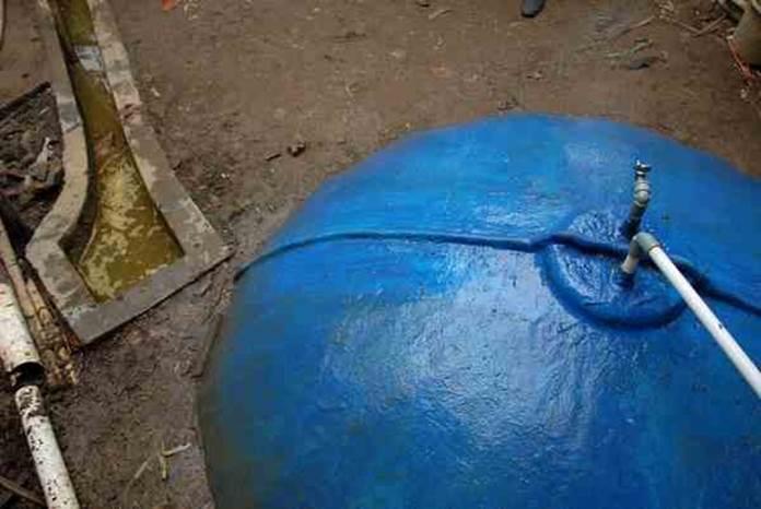 proses pembuatan biogas