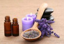 lilin aromaterapi lavender