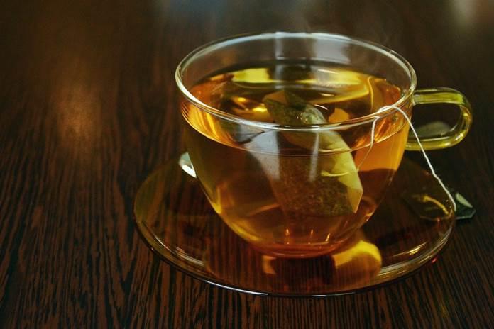 teh sumber antioksidan