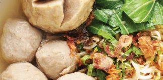 bakso daging sapi