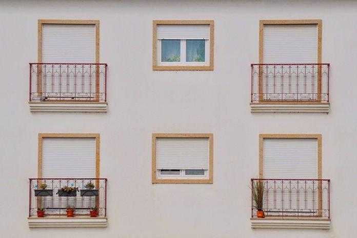 balkon apartement